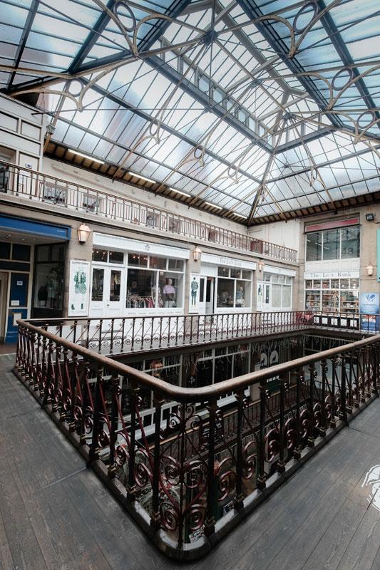 Byram Arcade Lettings Opportunities, Huddersfield