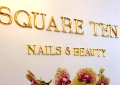 Square Ten Nails & Beauty, Byram Arcade