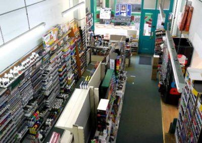 Calder Graphics Art Supplies, Byram Arcade, Huddersfield
